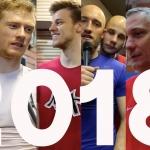 Мужчины ПБК МБА поздравляют с Новым годом!