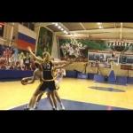 Клип о игре ПБК МБА - Воронеж-СКИФ