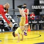 Виктор Павленко и Андрей Сопин провели мастер-класс для детей