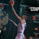 "Репортаж с матча МБА - ""Спартак"" Спб"