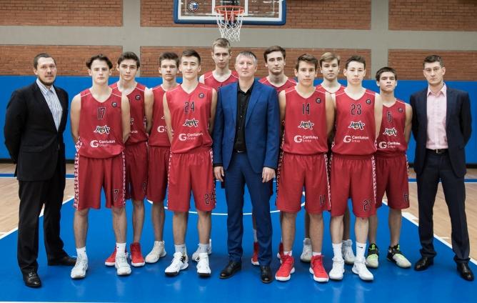 5f0d7ecc Юношеская команда МБА досрочно вышла в полуфинальный раунд ДЮБЛ ...