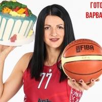Готовим торт вместе с Варварой Псарёвой