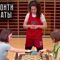 Нина Глонти и шахматы